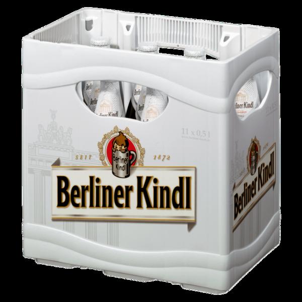 Berliner Kindl Jubiläums-Pilsener 11x0,5l
