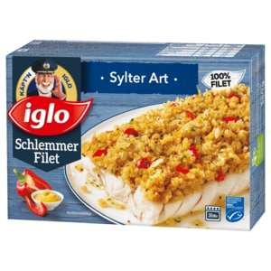 Iglo Schlemmer-Filet Sylter Art 380g