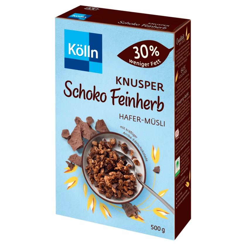 Kölln Müsli Knusper Schoko feinherb 500g