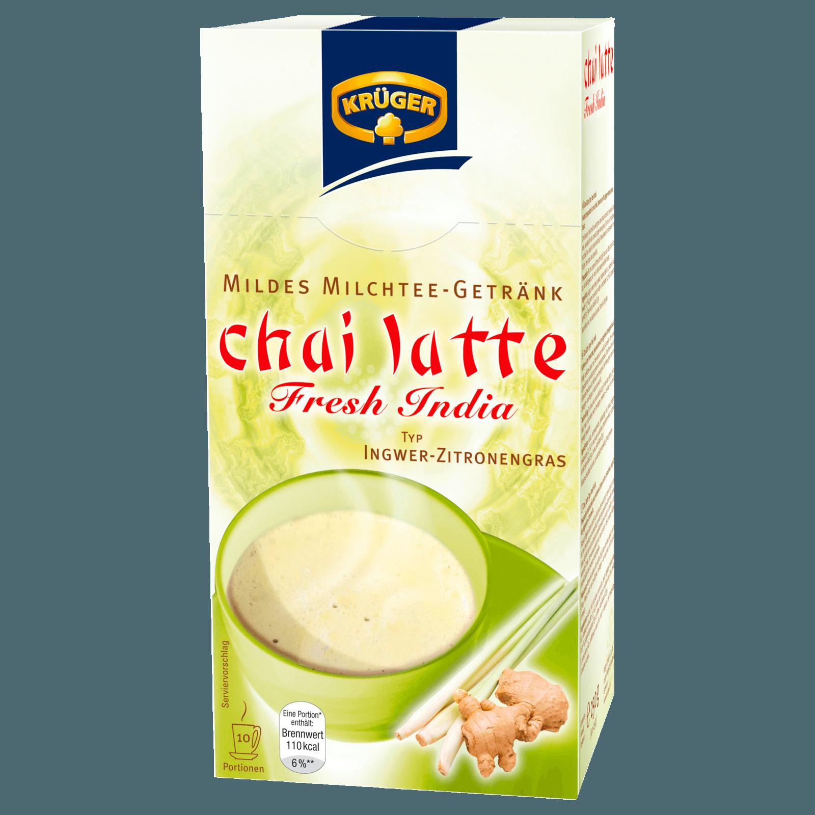 Krüger Chai Latte Fresh India 250g bei REWE online bestellen!