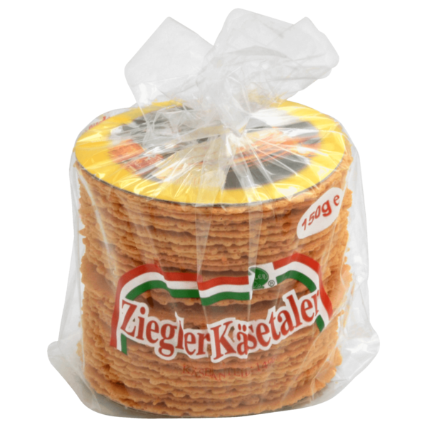 Ziegler Käsetaler Natur 150g