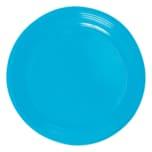 Duni Plastikteller Light Blue 22cm 10 Stück