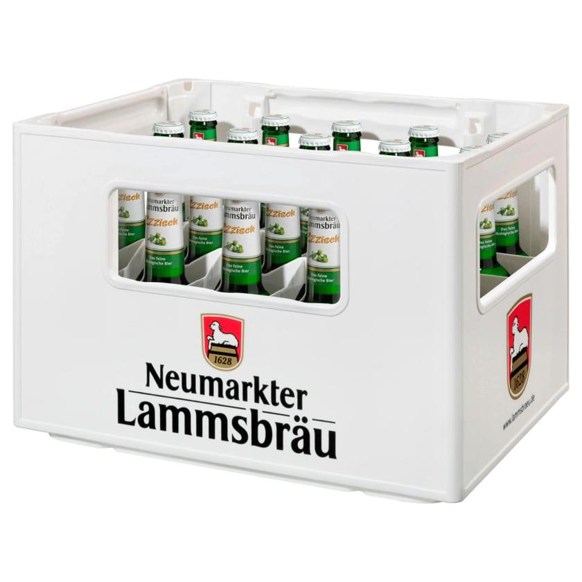 Neumarkter Lammsbräu Bio Edel Pils 20x0,33l