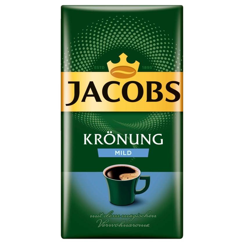 Jacobs Filterkaffee Krönung Mild 500g