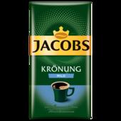 Jacobs Krönung mild Kaffee gemahlen 500g
