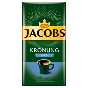 Jacobs Krönung gemahlen mild 500g