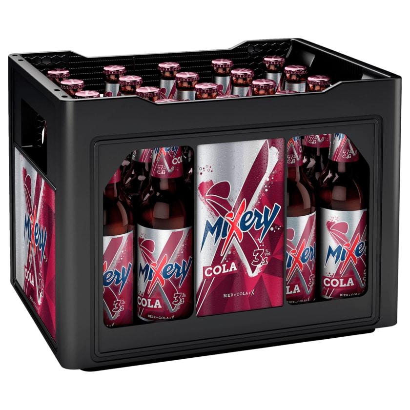 Mixery Bier+Cola+X 20x0,5l