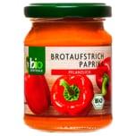Biozentrale Bio Brotaufstrich Paprika 125g