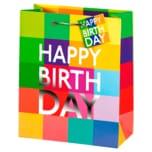BSB Obpacher Geschenktüte Geburtstag Papier