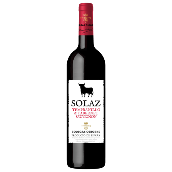 Osborne Solaz Rotwein trocken 0,75l