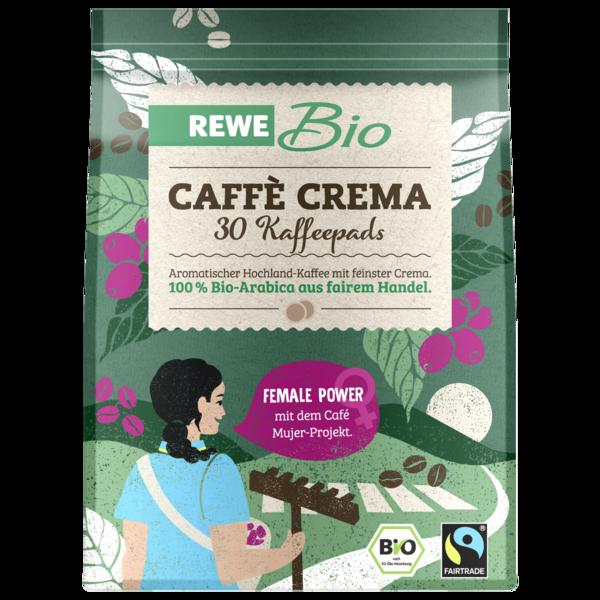 REWE Bio Caffé Crema 219g, 30 Pads
