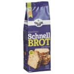 Bauckhof glutenfreies Bio Schnell Brot mit Saaten 500g