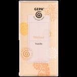 Gepa Weiße Vanille Bio-Schokolade 100g