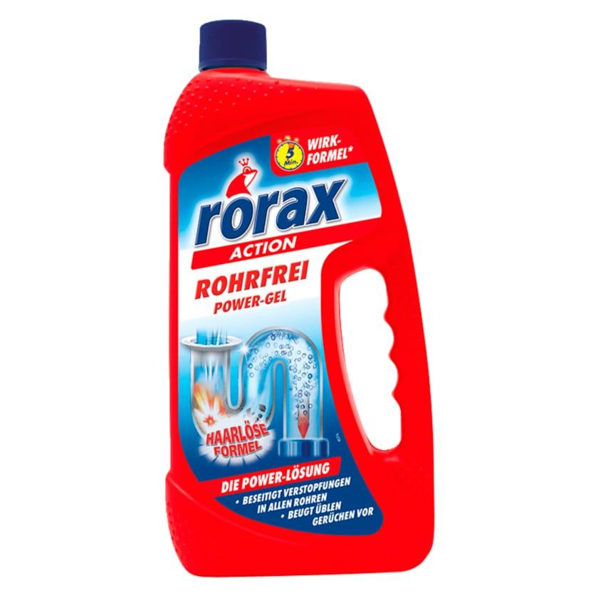 Rorax Rohrfrei Power-Gel 1l