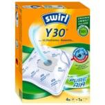 Swirl Staubsaugerbeutel Y 30 MicroPor Plus 4 Stück