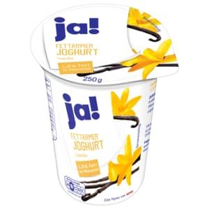 ja! Fettarmer Joghurt mild Vanille 250g