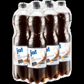 ja! Cola ohne Zucker 6x1,5l