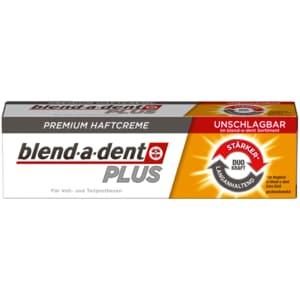 Blend-a-dent Super-Haftcreme Duo Kraft 40g