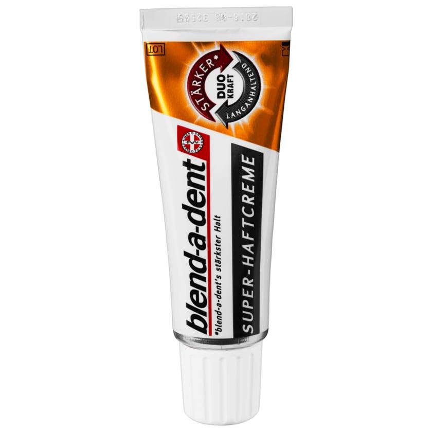 Blend-a-dent Plus Premium-Haftcreme Duo Kraft 40g