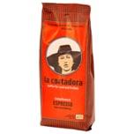 La Cortadora Bio Espresso entkoffeiniert gemahlen 200g
