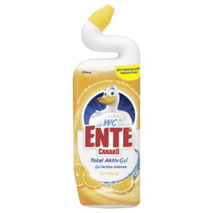 WC-Ente 5in1 Citrus-Gel 750ml