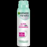 Garnier Mineral Deo Spray Ultra Dry 150ml