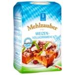 Mehlzauber Weizen-Vollkornmehl 1kg