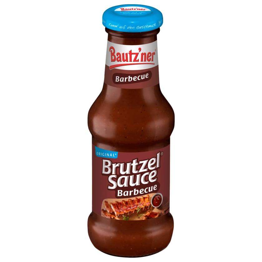 Bautz'ner Brutzel-Sauce Barbecue 250ml