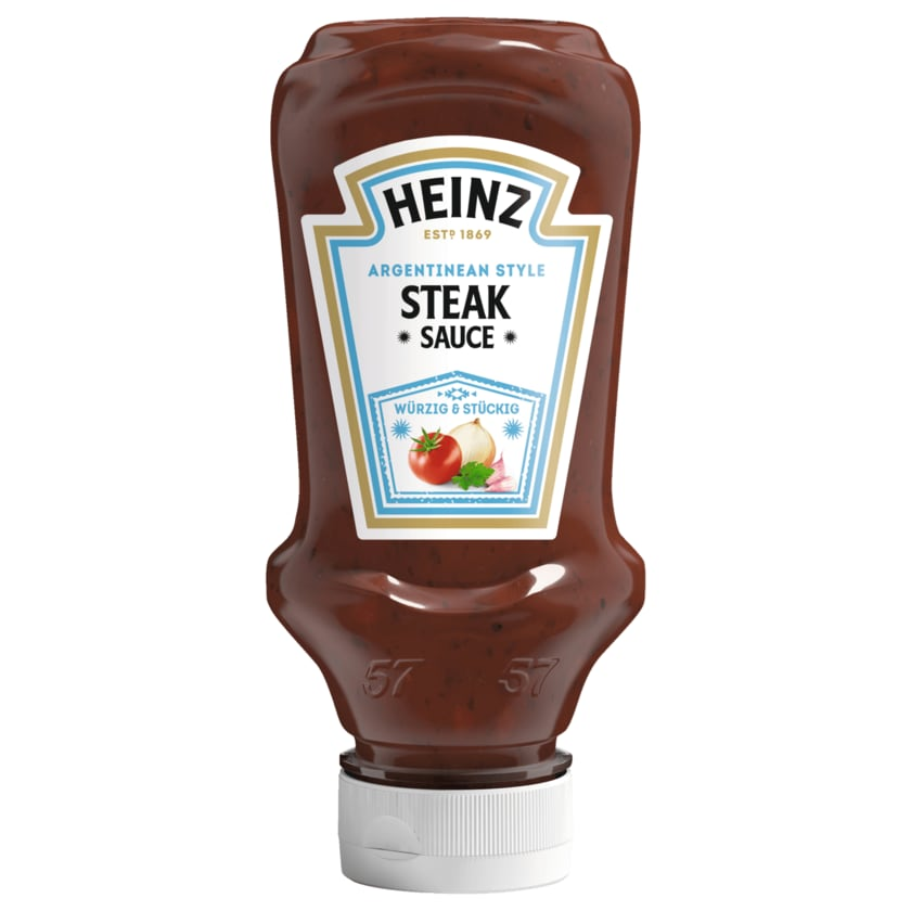 Heinz Argentinean Style Steak Sauce 220ml