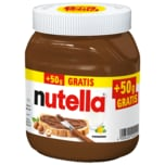 Nutella 450g + 50g Gratis