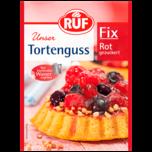 Ruf Fix Tortenguss rot 50g