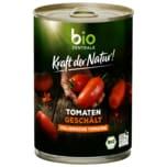 Biozentrale Bio Tomaten geschält 400g