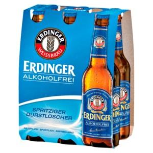 Erdinger Weißbier Alkoholfrei 6x0,33l