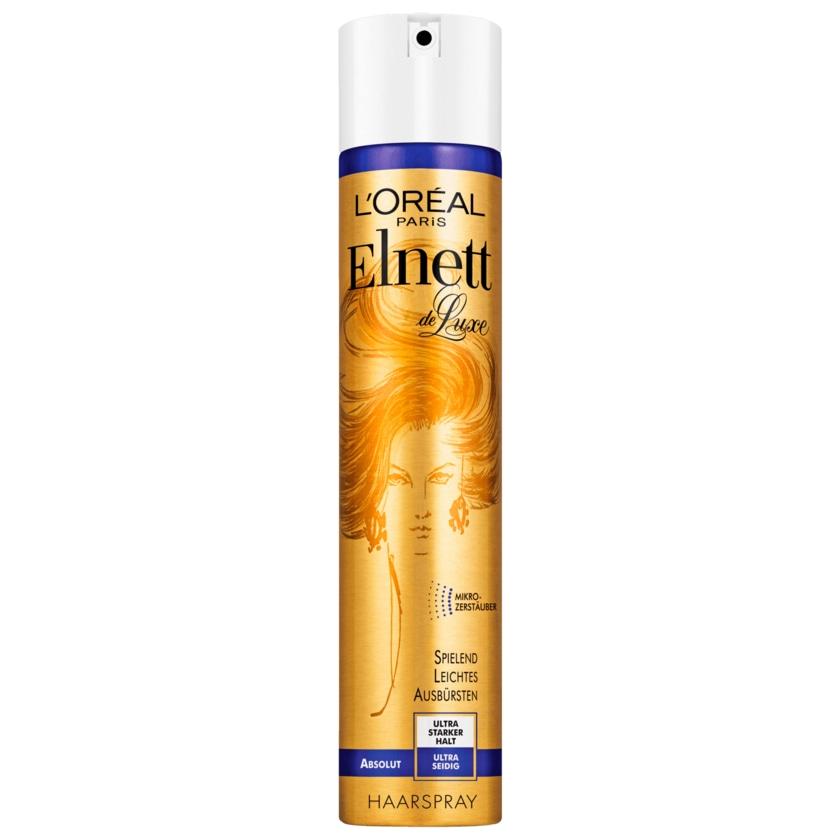 L'Oréal Paris Elnett de Luxe Haarspray Absolute 300ml