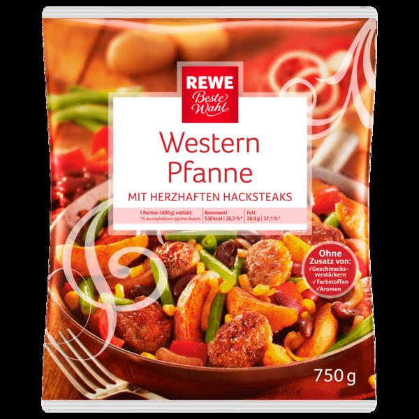 REWE Beste Wahl Westernpfanne 750g
