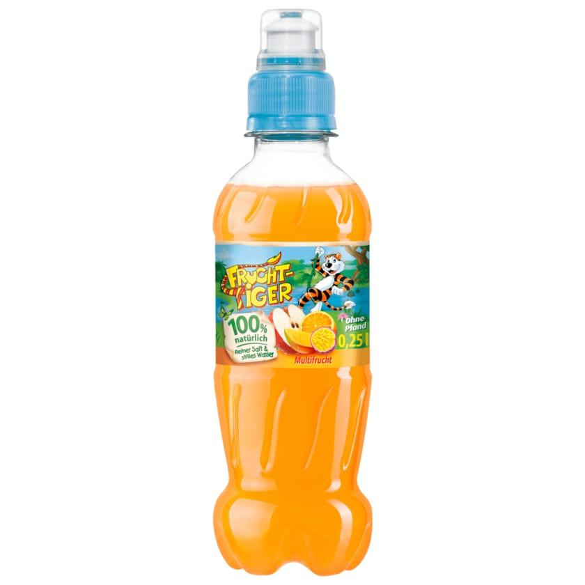 FruchtTiger Multifrucht 0,25l