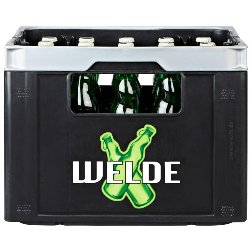 Welde Sportweizen Isotonisch alkoholfrei 20x0,5l