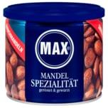 Max Mandelspezialität geröstet & gewürzt 150g