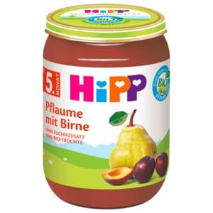 Hipp Pflaume mit Birne 190g