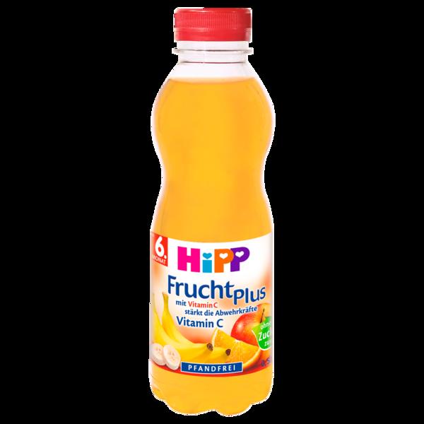 Hipp Frucht Plus Vitamin C 0,5l