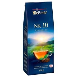 Meßmer Schwarzer Tee Assam Ceylon Nr. 10 400g
