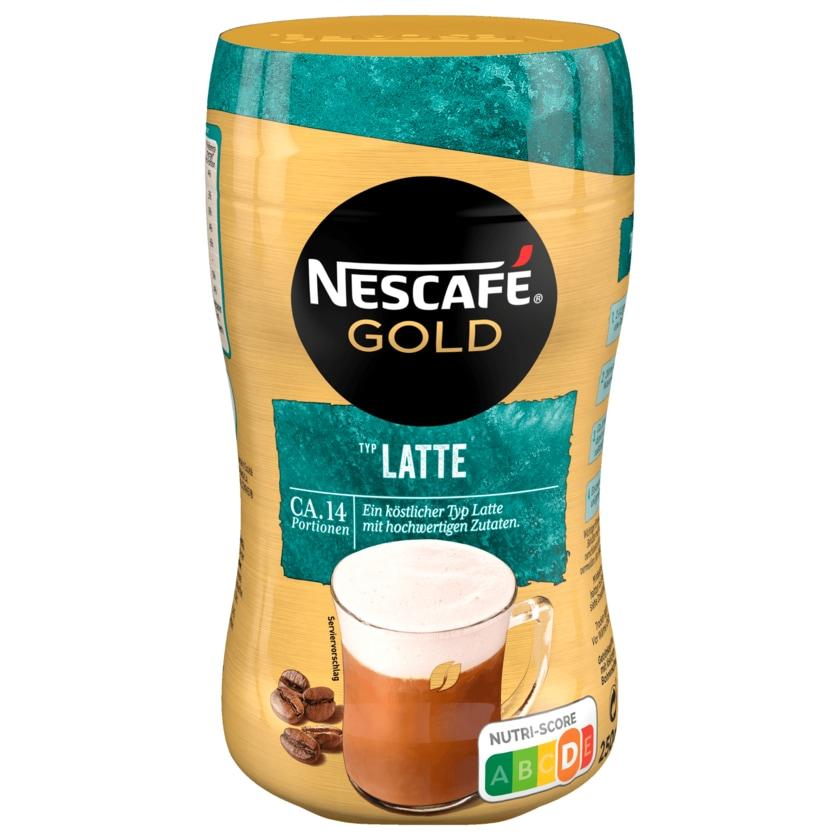 Nescafé Gold Typ Latte 250g