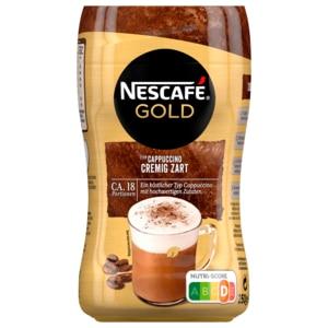 Nescafé Gold Typ Cappuccino Cremig zart Löslicher Kaffee 250g