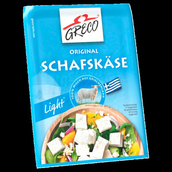 Greco Griechischer Schafskäse light 150g