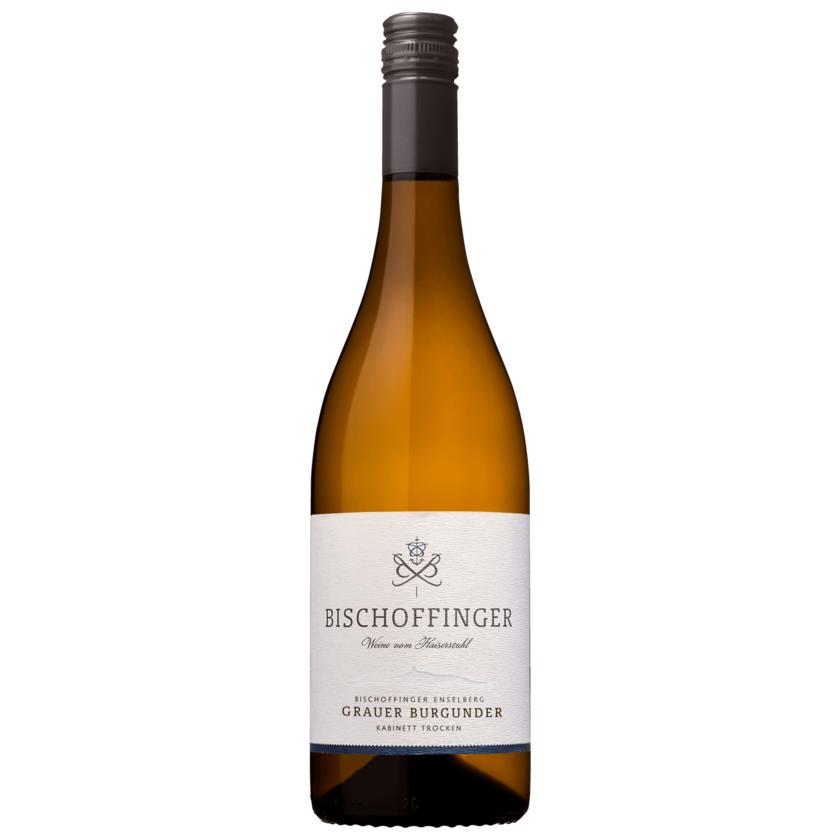 Bischoffinger Weißwein Grauer Burgunder Kabinett trocken 0,75l