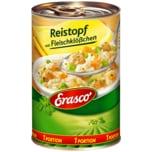 Erasco Reistopf mit Fleischklößchen 400g