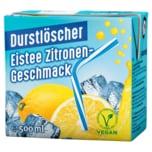 Durstlöscher Eistee Zitronen-Geschmack 0,5l