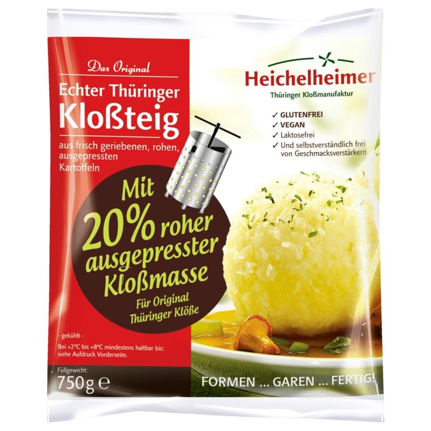 Heichelheimer Thüringer Kloßteig 750g