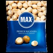 Max Premium-Macadamia ohne Fett und Öl geröstet 125g