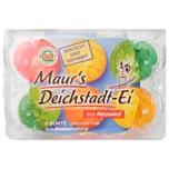 Maur's Deichstadt-Ei bunte Eier Bodenhaltung 6 Stück